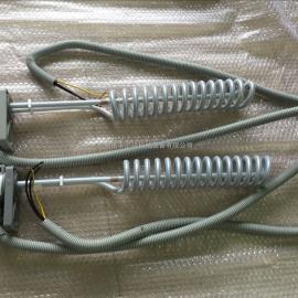 单管螺旋铁氟龙(PTFE)加热器