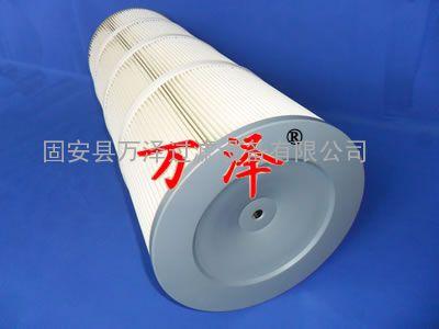 【1.5米高覆膜除尘滤筒】_1.5米高覆膜除尘滤筒报价