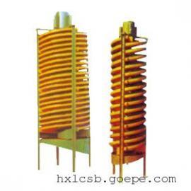 山西太原全新生产螺旋溜槽 玻璃钢螺旋溜槽 煤泥分选设备厂