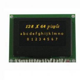 手持检测设备上用小尺寸OLED显示屏