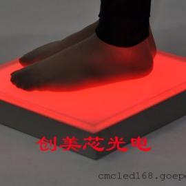 感应LED地砖灯