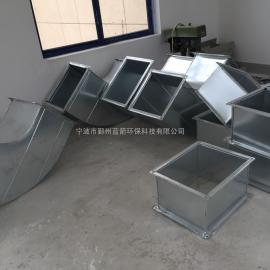 宁波玖翔镀锌板通风管道价格