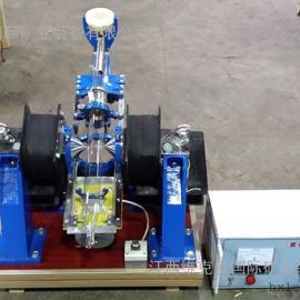 云南生产实验室玻璃管磁选机 XCGS-50磁选管规格