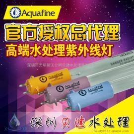 【原装正品】美国Aquafine GOLD-S 单端两针 石英紫外线杀菌灯