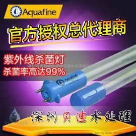 美国aquafine 光伏行业公用UV抗菌灯17998LM 水处理紫外消毒灯