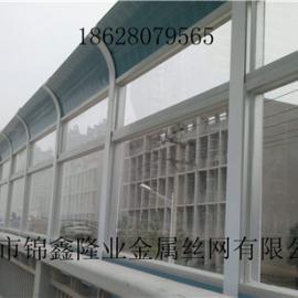 四川高架桥声屏障 消音屏障 降噪声屏障