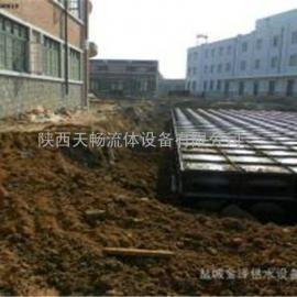 咸阳地埋装配式不锈钢复合水箱厂家