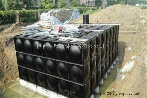 西安消防BDF装配水箱