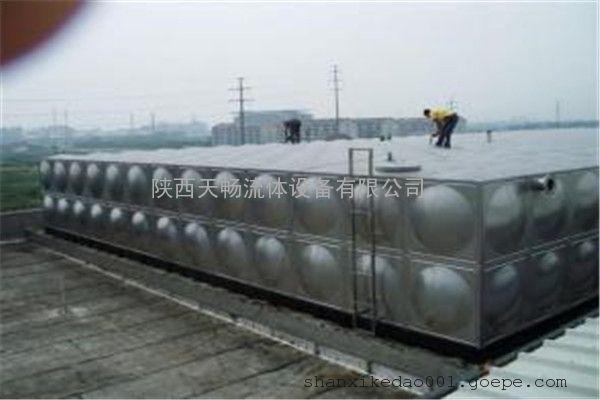 陕西不锈钢消防水箱技术方案