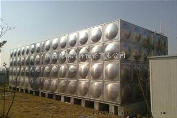 宝鸡不锈钢水箱生产厂家