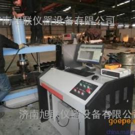 600毫米道路井盖抗压试验机-球磨铸铁井盖抗压测试机