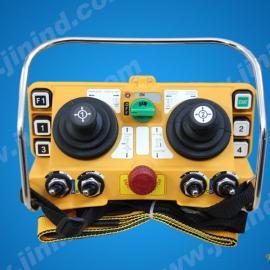 禹鼎无线遥控器F24-60塔吊遥控器双摇杆工业遥控器