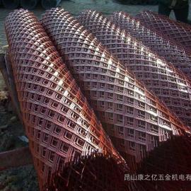 中卫防锈漆钢板网