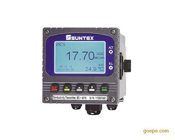电导率控制器 EC-4110 上泰仪表SUNTEX
