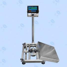 150公斤防水电子称,150kg不锈钢电子台秤