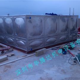优质使用不锈钢水箱 加工生产不锈钢水箱