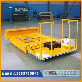 喷砂车防尘设计避免砂砾对电机的危害楼控平板车搬运可定制