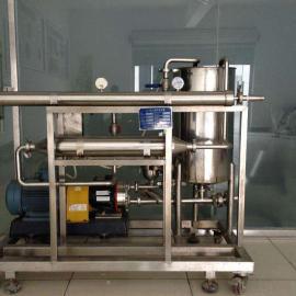 纳滤膜分离中试设备,反渗透分离膜中试装置