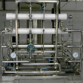 纳滤膜分离中试装置
