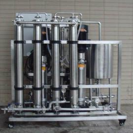 反渗透膜分离中试实验装置,反渗透膜浓缩中试试验设备