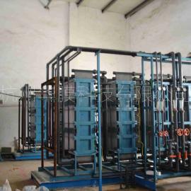 纳滤浓水、反渗透浓水再提浓技术及零排放工程应用