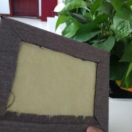 供应软包玻璃棉芯材阻燃防火 廊坊布艺软包吸音板