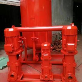 上海沂洺XBD消防泵ZW(L)立式消防增压稳压供水设备