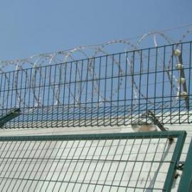 双边丝护栏网终身防腐蚀防盗
