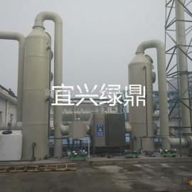 橡胶厂喷漆房废气处理设备 UV光解除臭设备、低温等离子除臭设备
