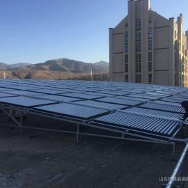 山东济南太阳能工程联箱