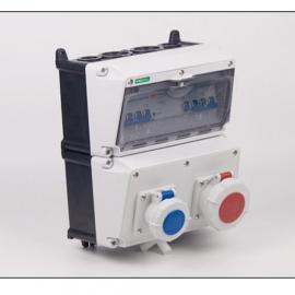 户外塑料插座电源箱 高品质防水工业插座箱