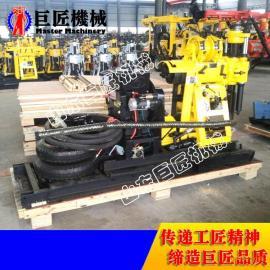 130米轮式水井钻机 巨匠XYX-130小型打井机高性价比