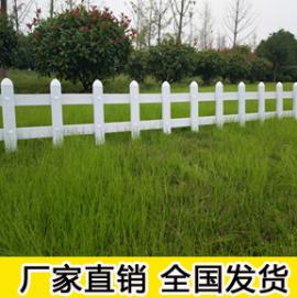 湖南 长沙PVC草坪护栏 长沙花坛栏杆 长沙公园护栏
