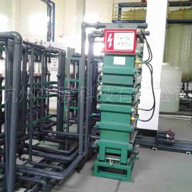 生物碱脱盐提纯技术,电渗析脱盐技术及设备