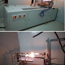 BS8491大直径电缆燃烧试验机