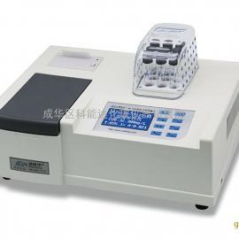 四川成都COD、氨氮、总磷、浊度多参数水质分析仪