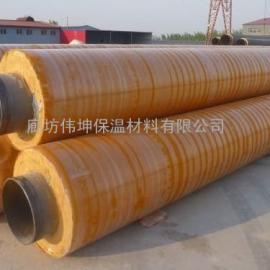 蒸汽聚氨酯保温管