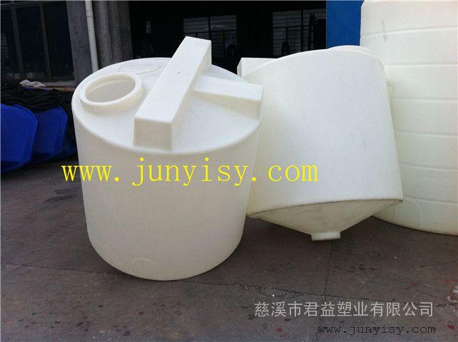 江苏锥底加药搅拌罐 1.5立方锥形搅拌罐