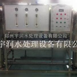 供应原水处理过滤设备 6吨 RO反渗透纯水处理设备