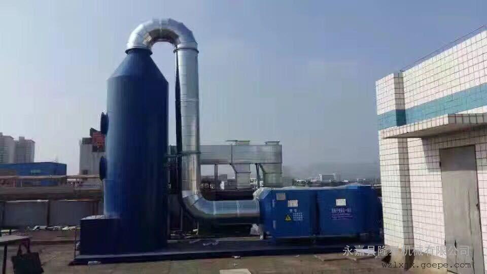活性碳过滤塔