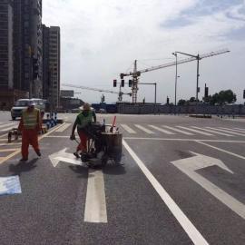 重庆专业道路划线施工 画停车库及设施安装公司 长寿巴南北碚