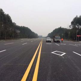 重庆地下停车场专业划线及设施安装公司 公路标线漆销售价格