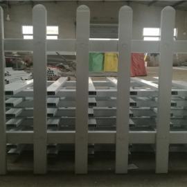 湖北黄冈PVC栅栏 湖北咸宁PVC围栏 湖北塑钢草坪护栏