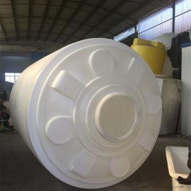 宁波10吨防腐蚀水箱化工储罐液体搅拌罐加厚款