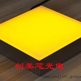 广场地砖灯