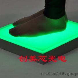 重力感应地砖灯