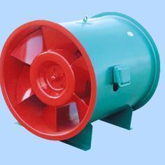 GXF系列高效低噪声斜流风机