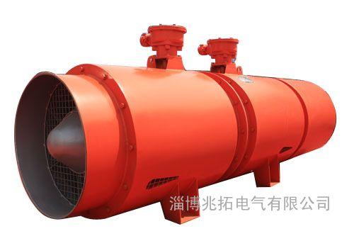 FBCD煤矿用瓦斯抽排风机