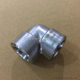 不锈钢高压弯头厂家/304高压焊接弯头/承插焊弯头