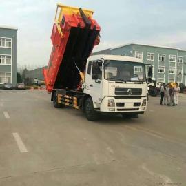 12吨勾臂式垃圾车